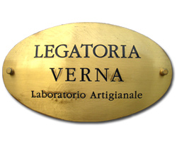 Legatoria Verna - Contatti